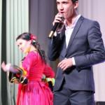 Концерт артистов из Узбекистана