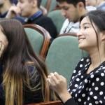 Встреча с первокурсниками из КФУ