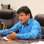 Встреча председателей районных отделений НКА узбеков РТ с Генконсулом