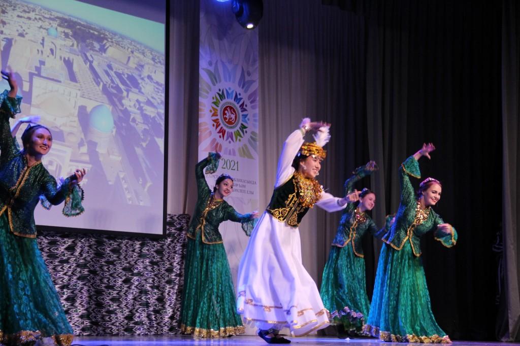 Краса Узбекистана