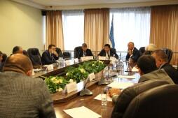 Встреча с Советников Премьер-министра Республики Узбекистан (23.05.2021)